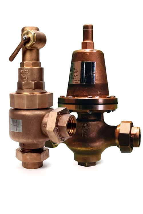 Pressure Reducing Valve & Pressure Relief Valve Packages