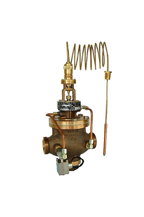 Temperature Regulating Valves
